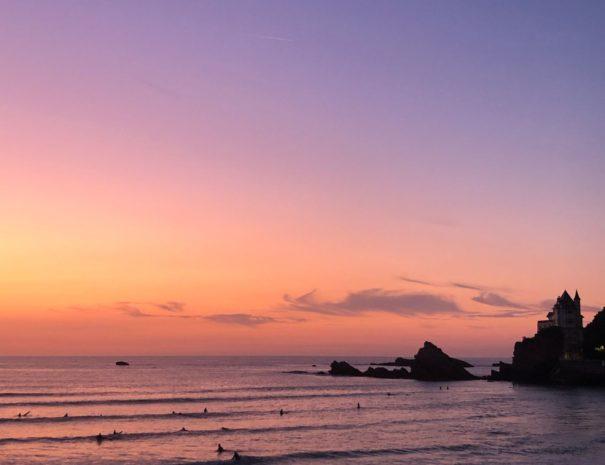 Biarritz - Surf Spirit - Tour insolite du Pays Basque en Combi VW