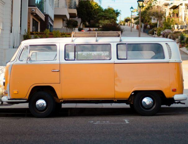 Tour du pays basque en combi VW