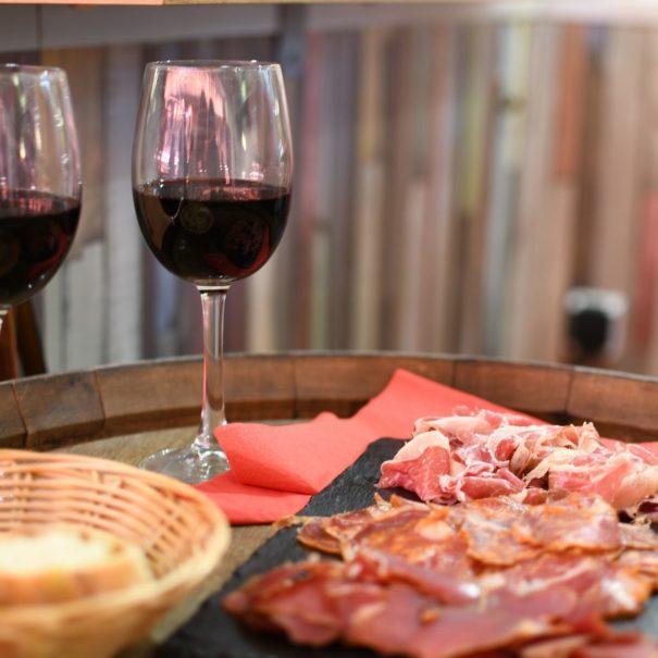 Tour Gourmand du Pays Basque en Combi