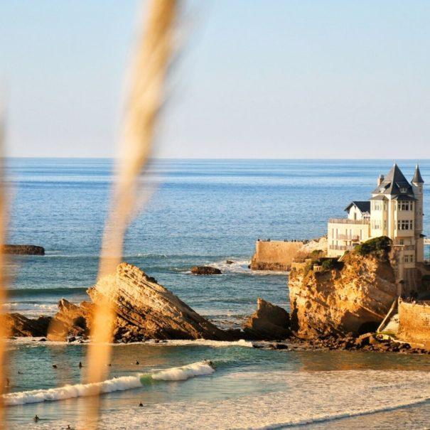 Visite de Biarritz en Combi VW 2heures