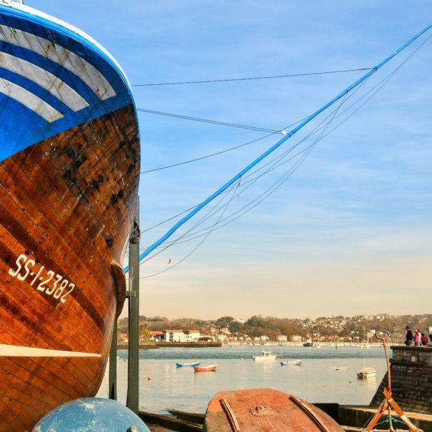 Sur les traces des baleiniers basques