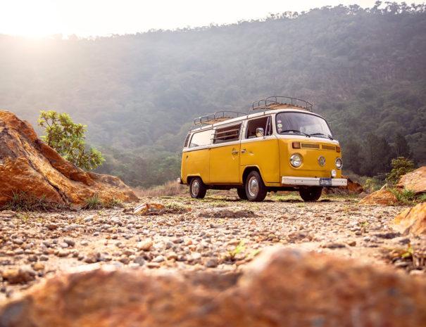 Txiki Combi - tour insolite au pays basque