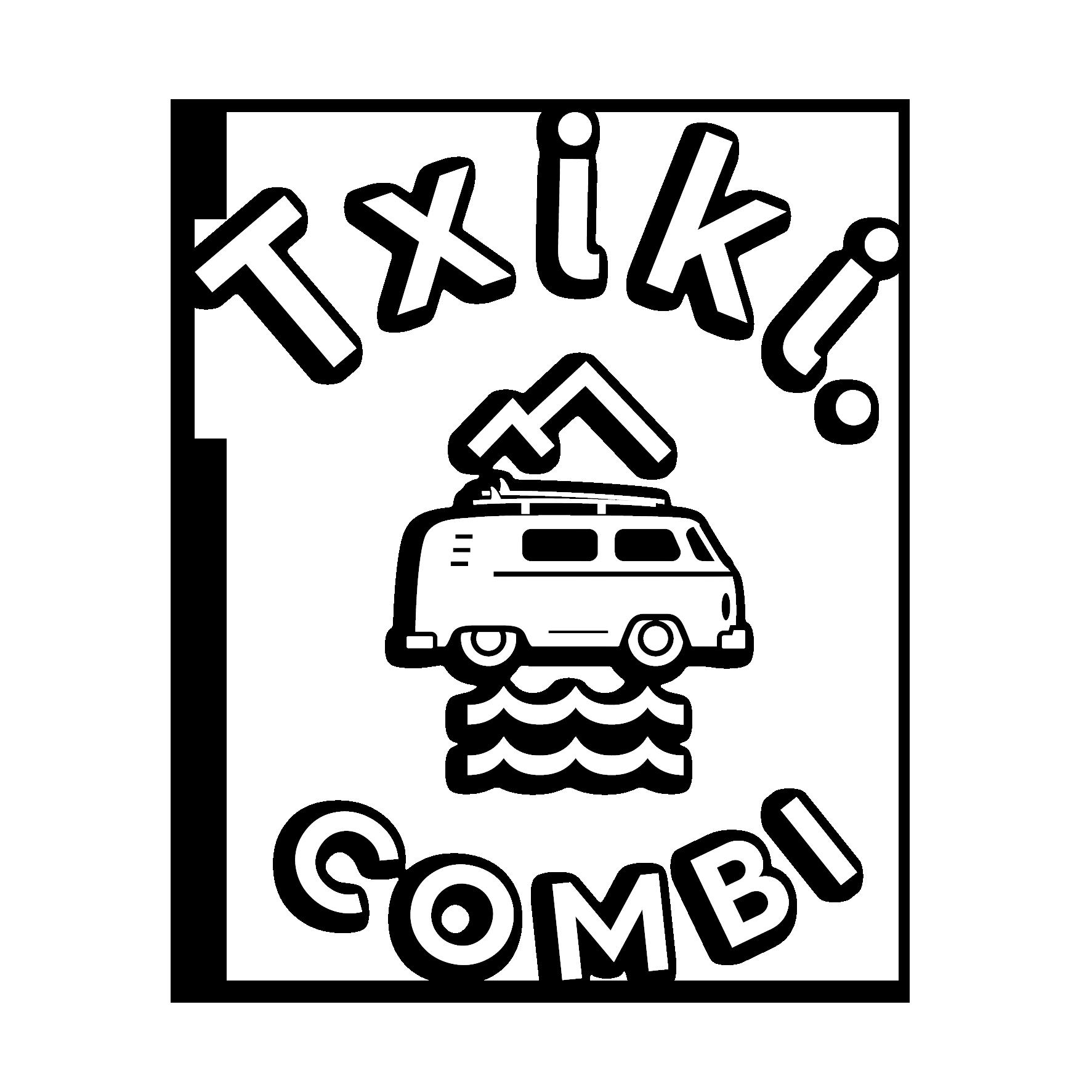 Txiki combi | Visite Pays Basque Insolite - Logo