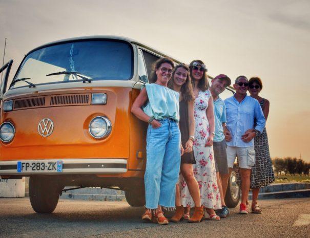 sunset 60's tour - Txiki Combi