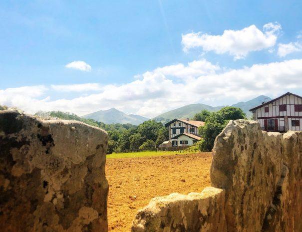 Jeu de piste pays basque - Txiki Combi