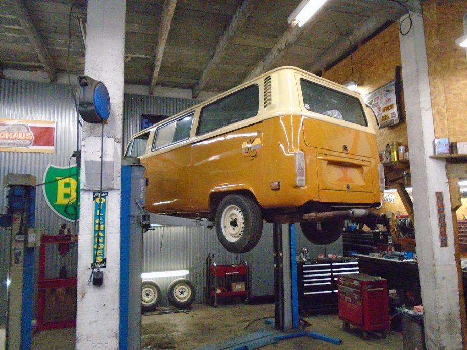 Vintage Autohaus - Txiki Combi
