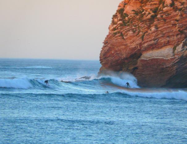 Surf Guide Pays Basque Landes Espagne - Txiki Combi