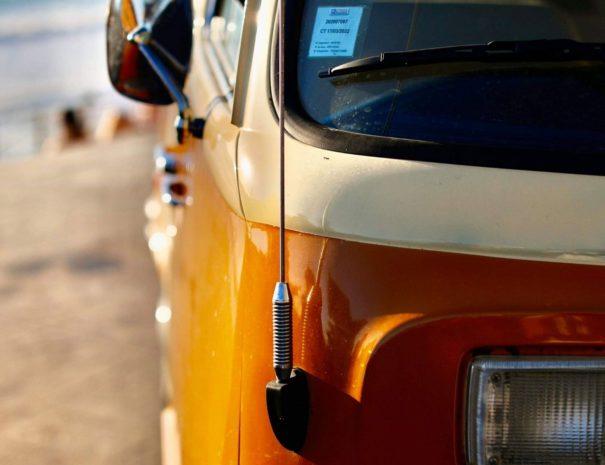 Visite originale du Pays Basque en combi VW