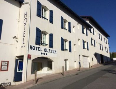 Hôtel Olatua à Bidart