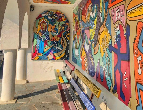 Escape Combi Pays Basque - A la découverte du Street Art