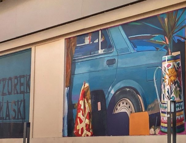 Street Art Biarritz Le Mur