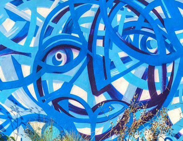 Street art biarritz