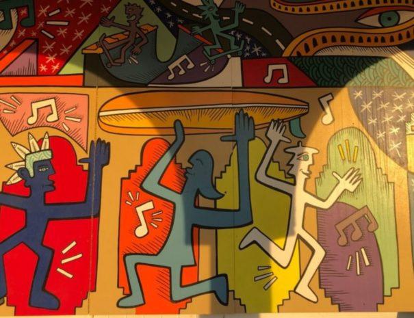 Txiki Combi - Jeu découverte de Street Art Pays Basque