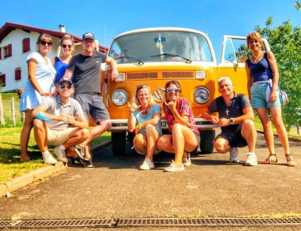 Txiki tour gourmand | txiki Combi