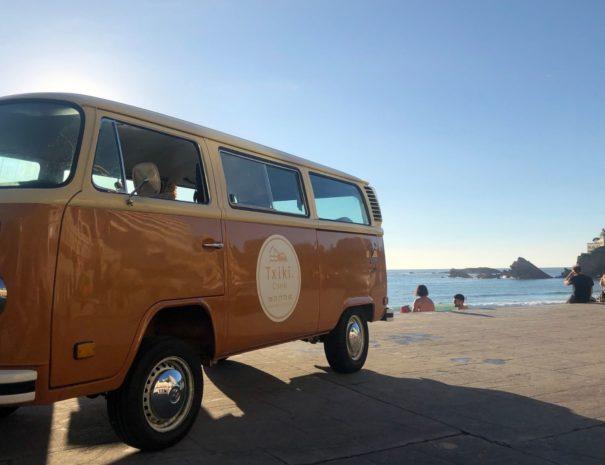 BAB A cool tour - Visite originale Anglet Biarritz Bayonne Txiki Combi