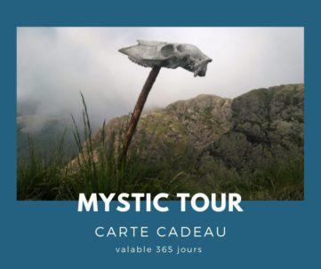 Carte cadeau txiki combi - Mystic Tour