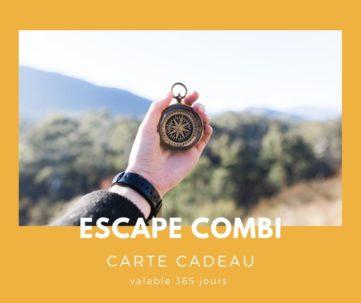 Escape Nature - Carte Cadeau | Txiki Combi Pays Basque