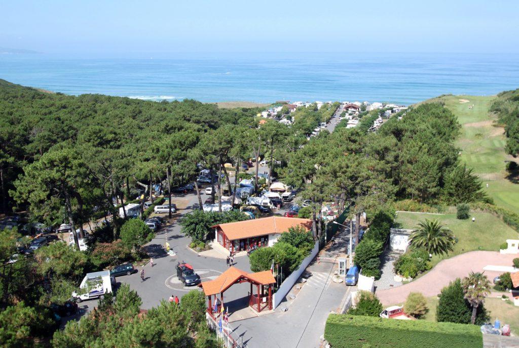 Un camping Nature entre Biarritz &Bidart | Txiki pays Basque