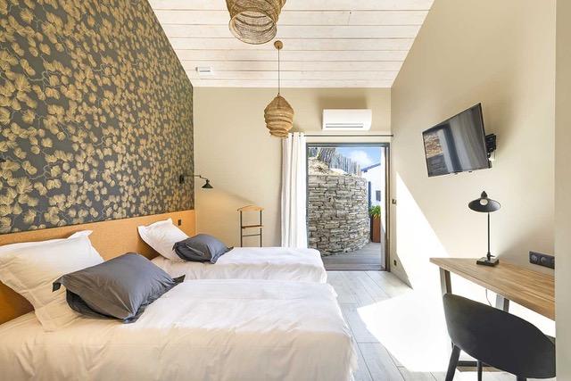 Etxea & Co chambre d'hôte de charme à Bidart | Txiki Combi Pays Basque