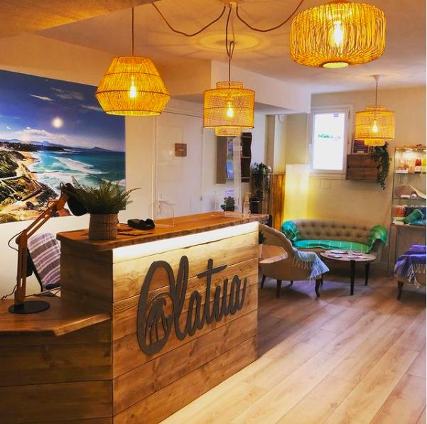 Hôtel Olatua à Bidart   Partenaire Txiki Combi Pays Basque