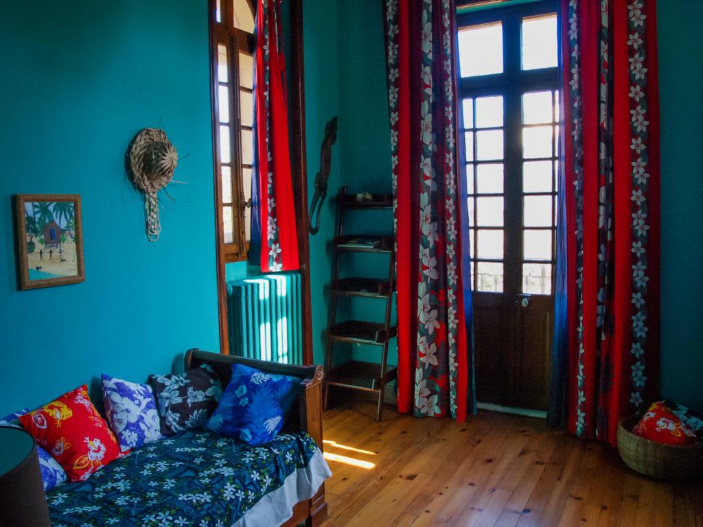 Chambres d'hôtes Villa Sanchis | Partenaire Txiki Combi